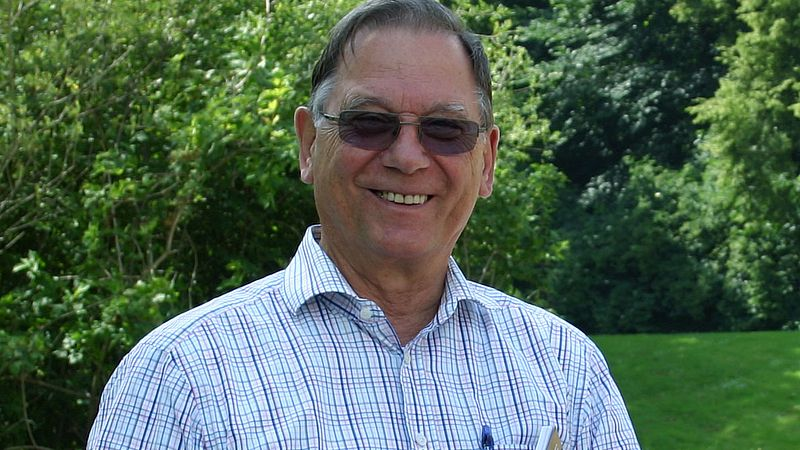 Preisträger Prof. Dr. Konrad Sandhoff